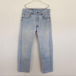 Vintage Levi's 505 Men's Stonewashed Jeans 33 X 30